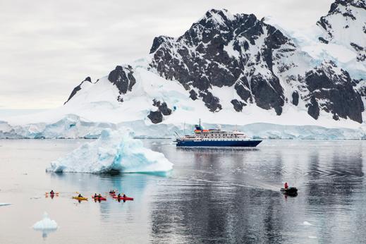Ekspedicija na Antarktiko