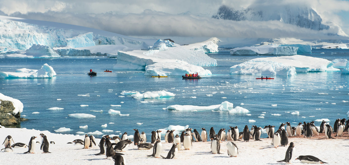 antarktika-potovanje