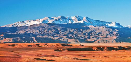 Maroko – treking v neodkriti Atlas