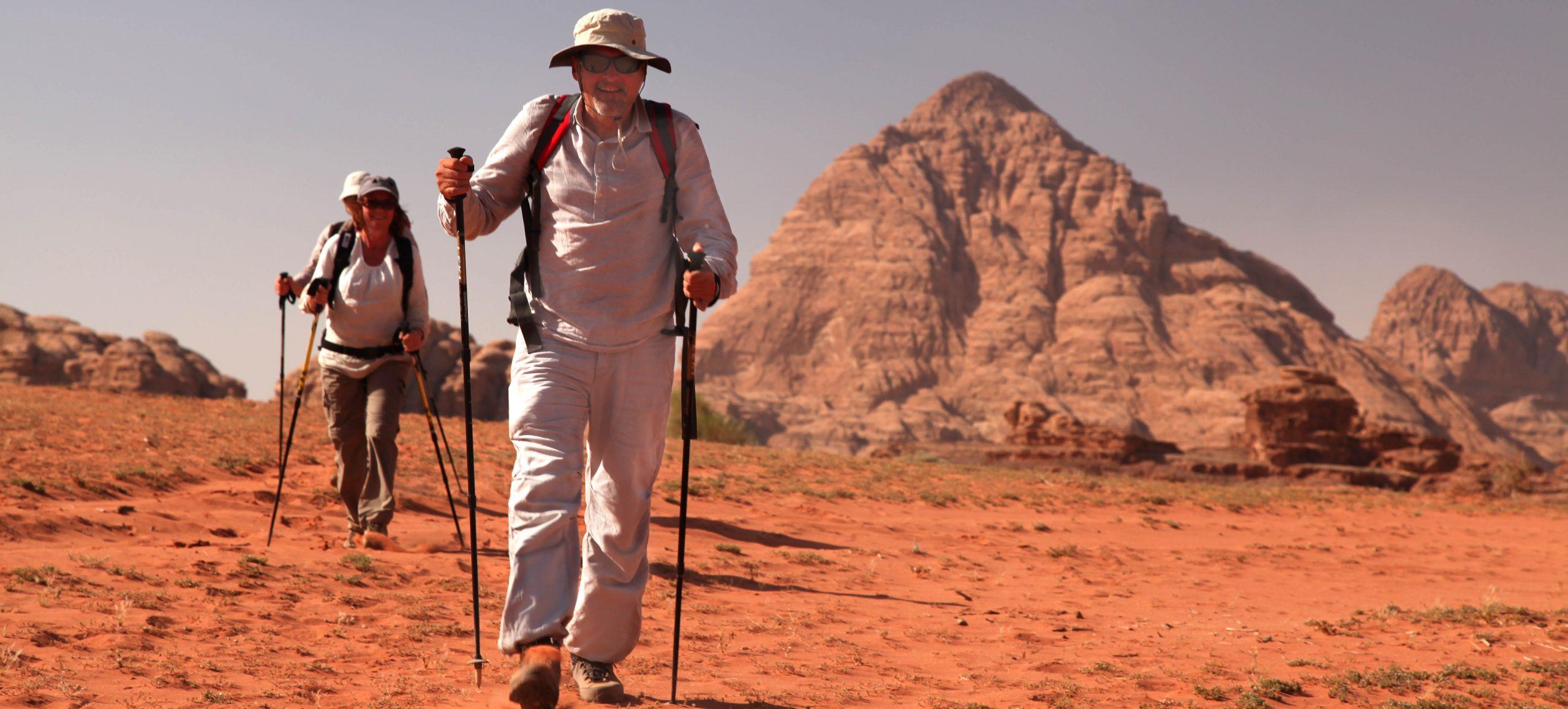 Jordanija – treking