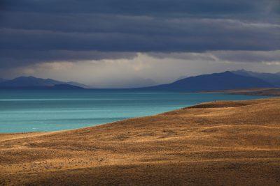 Neverjetni kontrasti barv na Ruti 40 v argentinski Patagoniji