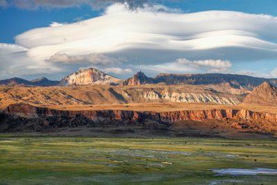 V nacionalnem parku Patagonija