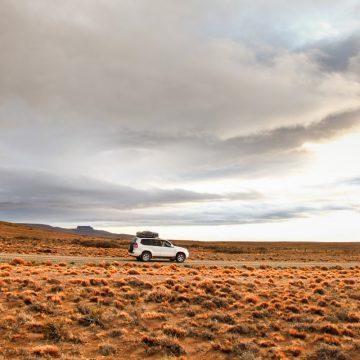 Popolna svoboda potovanja z lastnim vozilom in šotorom