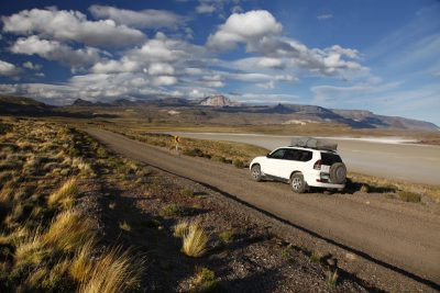 Patagonia overland