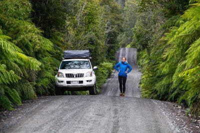 Carretera Austral je 1240 km dolga pot, ki povezuje divjino na jugu Čila