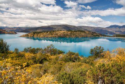 Patagonija ponuja neskončen vir čudovitih razgledov. Raj za fotografe.