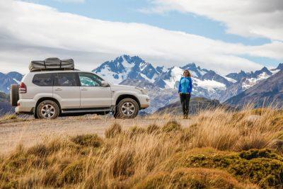 V nacionalnem parku Patagonia, dolina Chacabuco