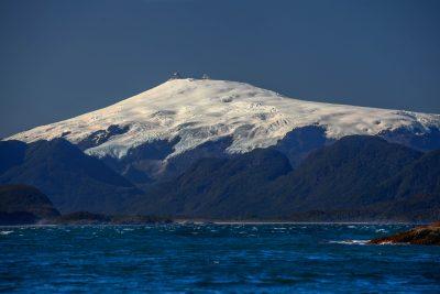 Čilenski del Patagonije ima zaradi obilice padavin neskončne ledenike